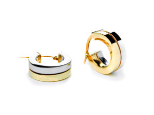 Parell Hoop Earrings - Earrings - 5th and Envy