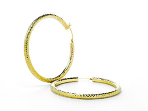 Mallory Hoop Earrings - Earrings - 5th and Envy