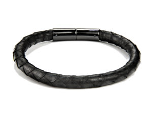 Stopper Leather Bracelet - Bracelet - 5th and Envy