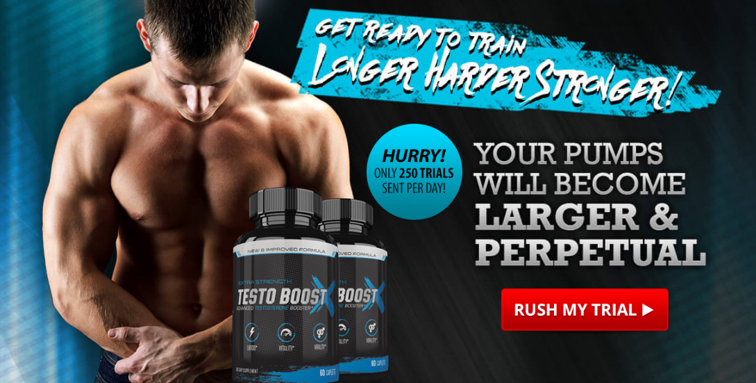Testo Boost X all about